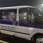 Nov 2019 – Unser Shuttle-Bus ist mit neuem Design